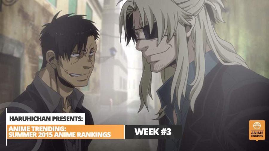 Anime Trending Haruhichan