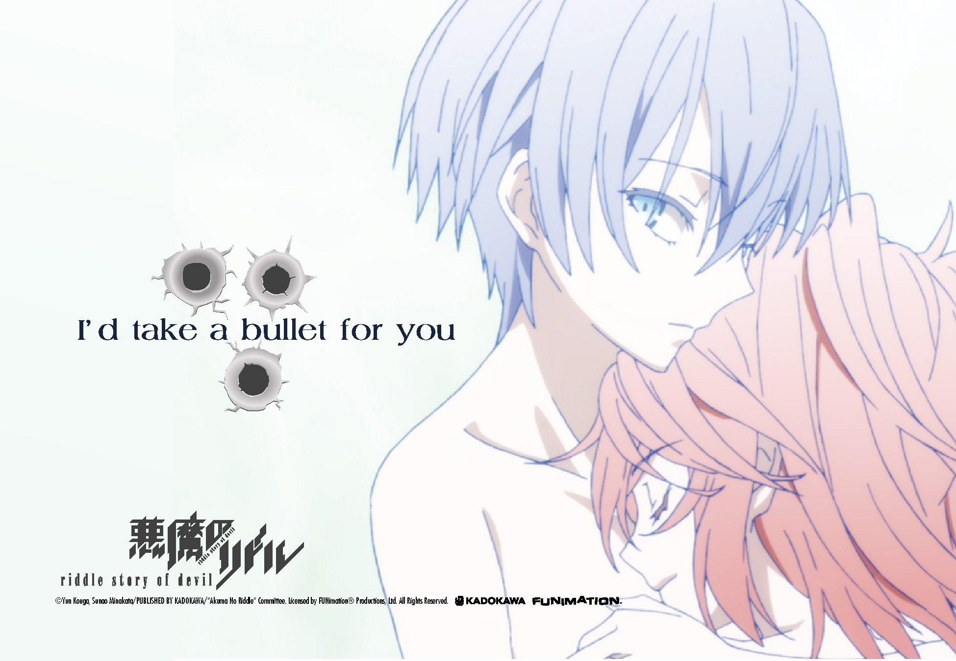 Anime Valentine's Day Cards haruhichan.com Akuma no Riddle 2
