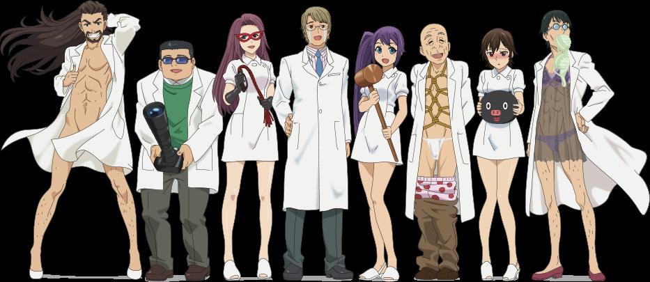 Anime de Wakaru Shinryounaika visual haruhichan.com winter 2015 anime