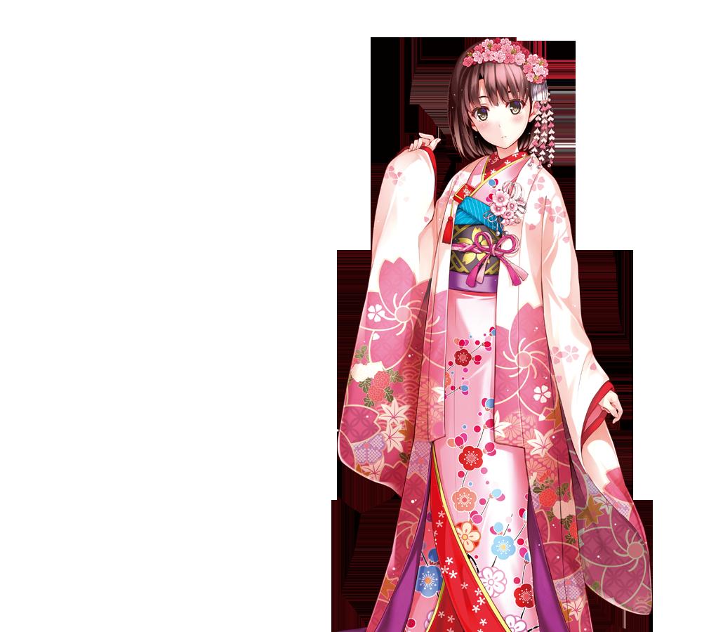 Aniplex Kimono Figures 03