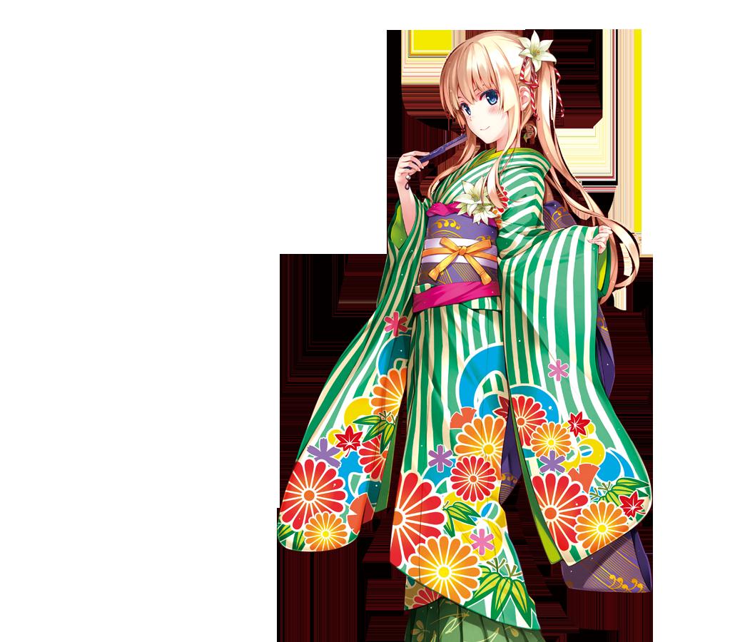 Aniplex Kimono Figures 04