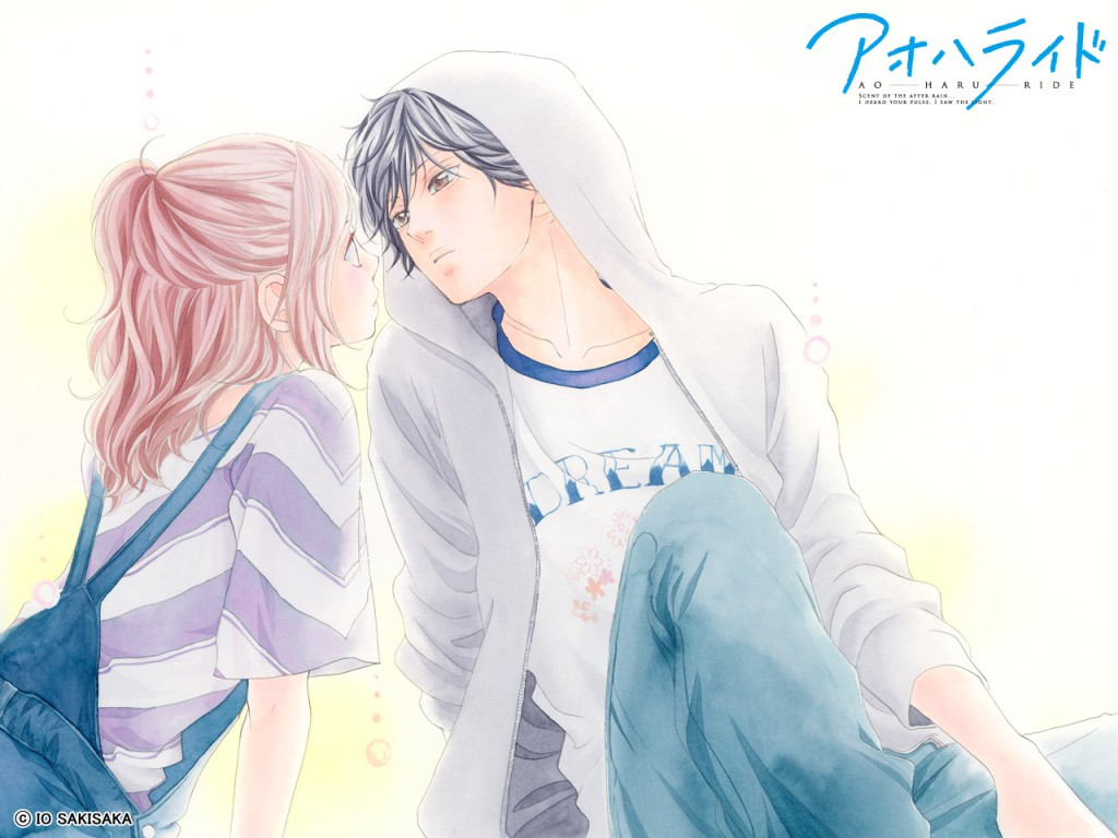 Ao Haru Ride anime series