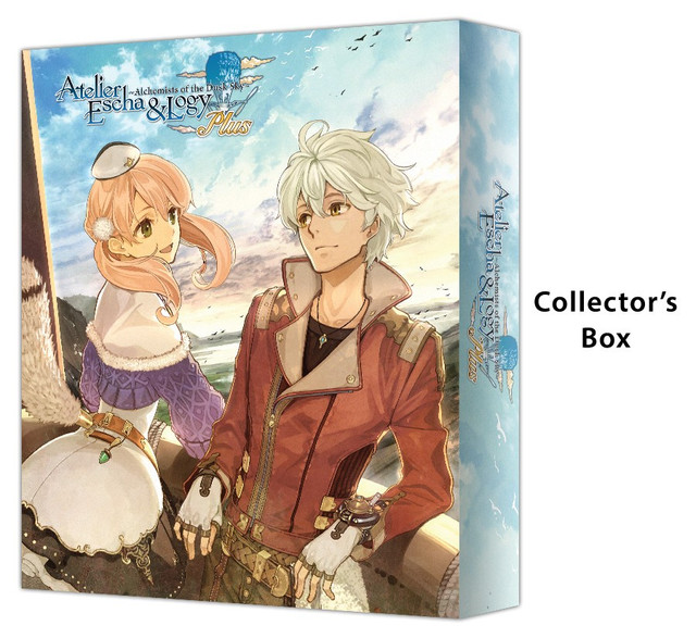 Atelier Escha & Logy Plus Receives a Physical Limited Edition 2