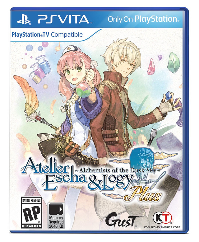 Atelier Escha & Logy Plus Receives a Physical Limited Edition 3