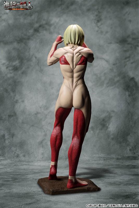Attack on Titan 90cm Female Titan Figure Previewed 003
