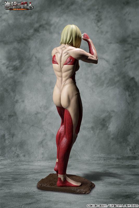 Attack on Titan 90cm Female Titan Figure Previewed 004