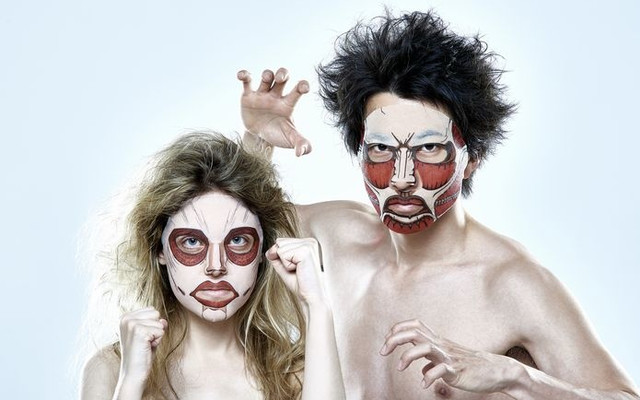 Attack on Titan Beauty Face Packs to Hit Japan Stores 2