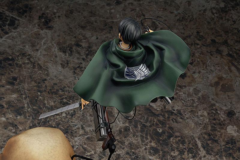 Attack on Titan Levi Anime figure 006