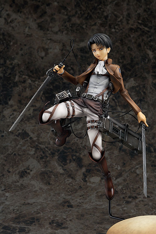Attack on Titan Levi Anime figure 007