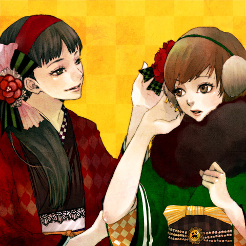 Beautiful Coming of Age Day Masterpieces by Pixiv Artists 11