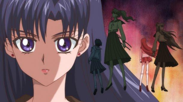 Bishoujo Senshi Sailor Moon Crystal episode 1 screenshot 10