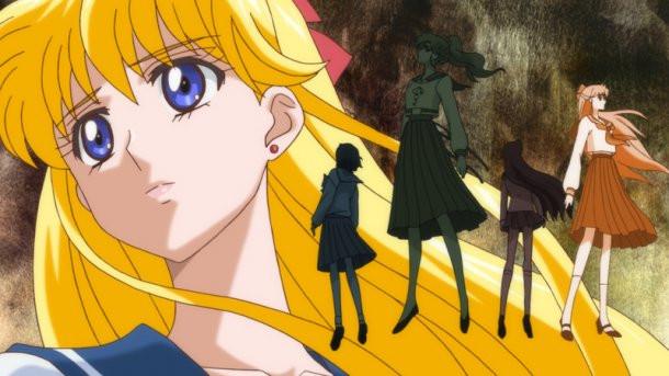 Bishoujo Senshi Sailor Moon Crystal episode 1 screenshot 12