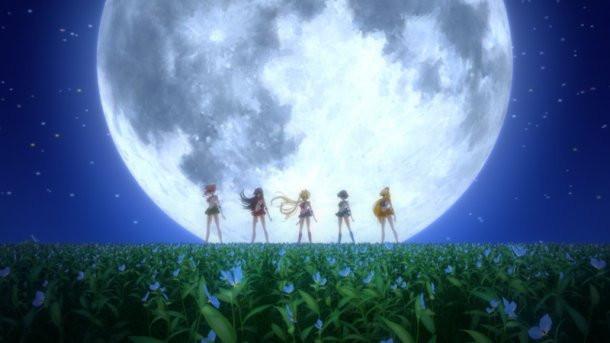 Bishoujo Senshi Sailor Moon Crystal episode 1 screenshot 7