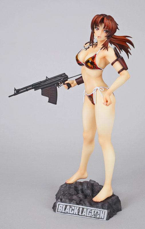 Black Lagoon Revy 1 6 scale anime Figure Swimsuit 000