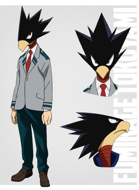 Boku no Hero Academia Character Designs Revealed 3
