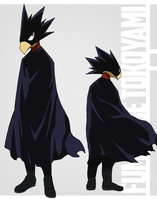 Boku no Hero Academia Character Designs Revealed 4