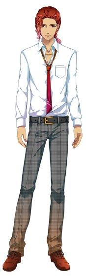 Boyfriend (Beta) Character Alan Sumeragi_Haruhichan.com_