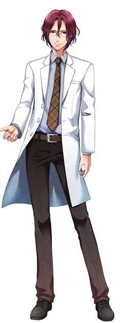 Boyfriend (Beta) Character Ikuto Wakasa_Haruhichan.com_