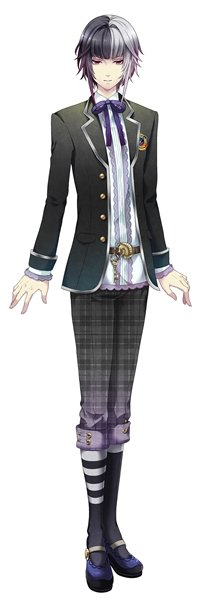 Boyfriend (Beta) Character Keito Amane_Haruhichan.com_
