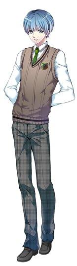 Boyfriend (Beta) Character Kuon Amamiya_Haruhichan.com_