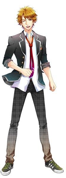 Boyfriend (Beta) Character Momota Asuma_Haruhichan.com_