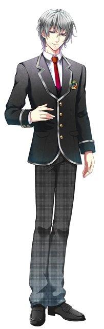 Boyfriend (Beta) Character Ren Saionji_Haruhichan.com_