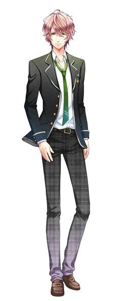 Boyfriend (Beta) Character Shuu Sagisaka_Haruhichan.com_