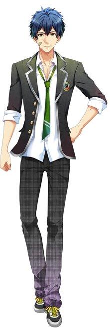 Boyfriend (Beta) Character Touma Kisaragi_Haruhichan.com_
