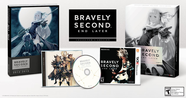 Bravely Second End Layer Coming to N America with Collector's Edition