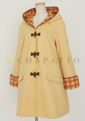 COSPLA Will Make You Say Uguu with Official Cosplay of Ayu's Coat from Kanon
