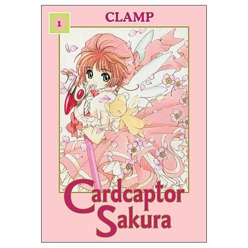 Cardcaptor Sakura Manga Volume 1