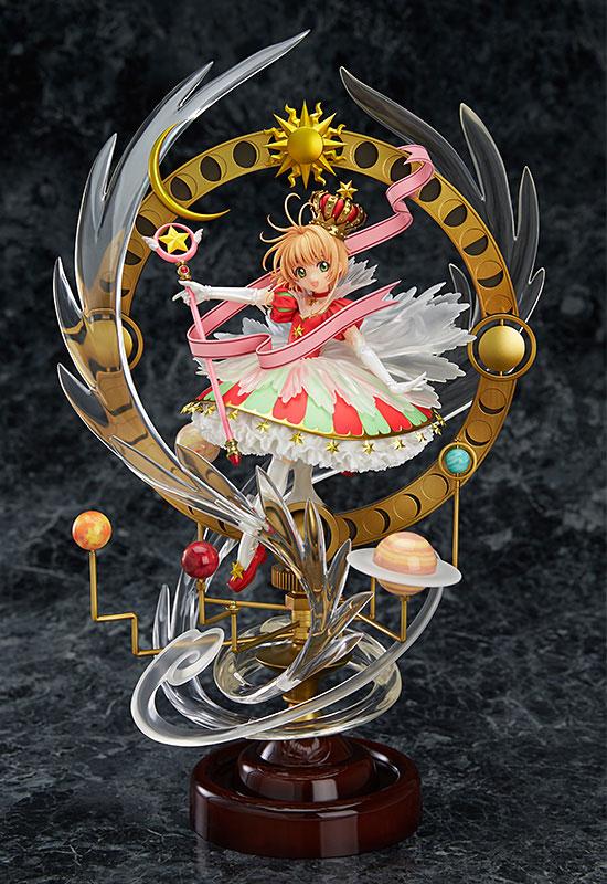 Cardcaptor Sakura Sakura Kinomoto Stars Bless You 1 7 scale Figure 0000