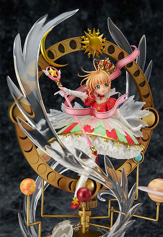 Cardcaptor Sakura Sakura Kinomoto Stars Bless You 1 7 scale Figure 0002