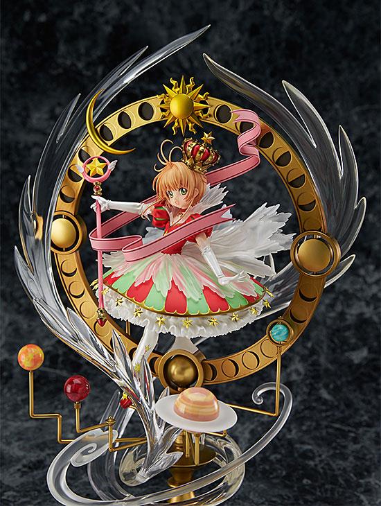 Cardcaptor Sakura Sakura Kinomoto Stars Bless You 1 7 scale Figure 0003