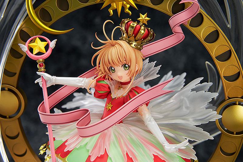 Cardcaptor Sakura Sakura Kinomoto Stars Bless You 1 7 scale Figure 0004
