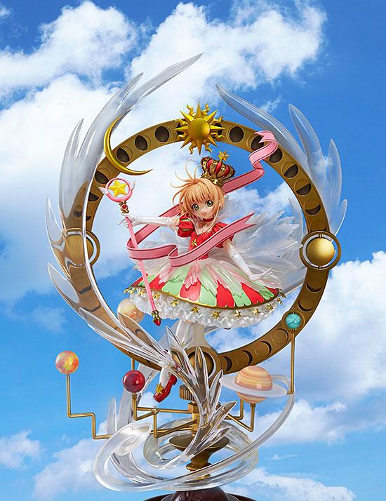Cardcaptor Sakura Sakura Kinomoto Stars Bless You 1 7 scale Figure 0005