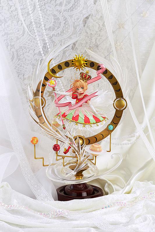 Cardcaptor Sakura Sakura Kinomoto Stars Bless You 1 7 scale Figure 0007