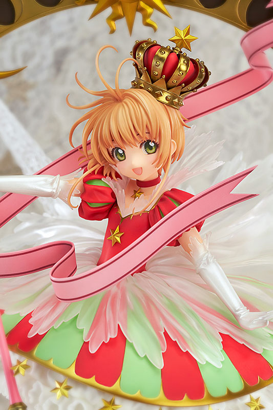 Cardcaptor Sakura Sakura Kinomoto Stars Bless You 1 7 scale Figure 0008