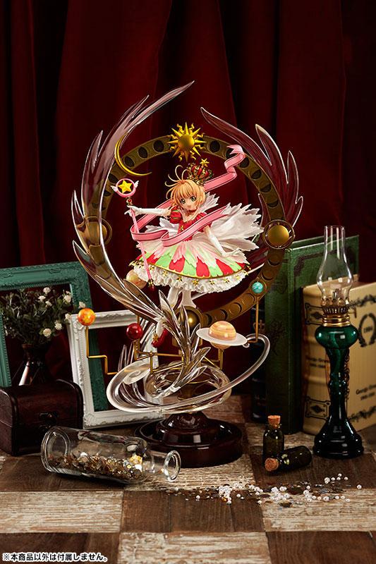 Cardcaptor Sakura Sakura Kinomoto Stars Bless You 1 7 scale Figure 0009