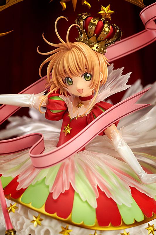 Cardcaptor Sakura Sakura Kinomoto Stars Bless You 1 7 scale Figure 0010