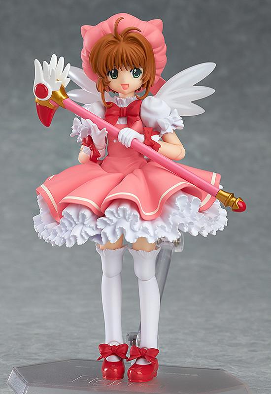 Cardcaptor Sakura Tomoyo Figma 11