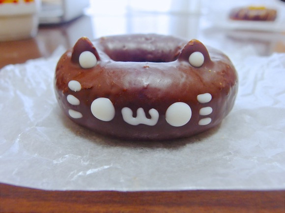 Celebrate Cat Day with Themed Donuts 14
