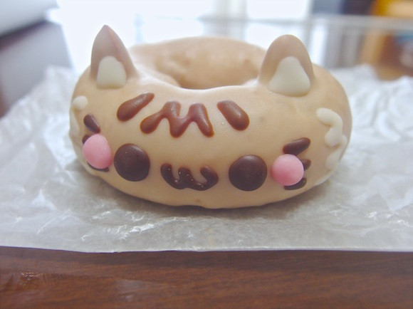 Celebrate Cat Day with Themed Donuts 5