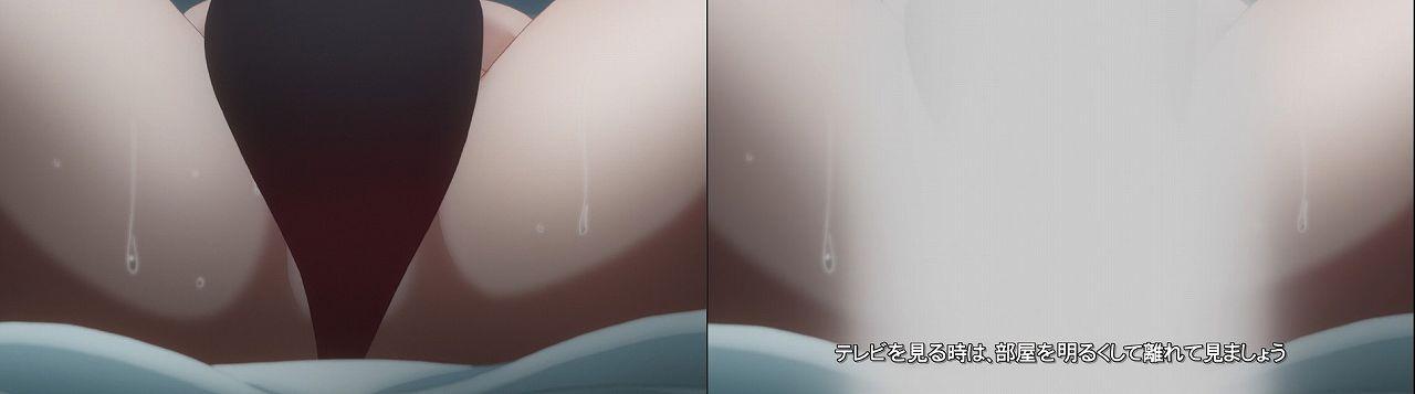 Censored vs Uncensored To LOVE-Ru Darkness 2nd Season Blu-Ray anime 129
