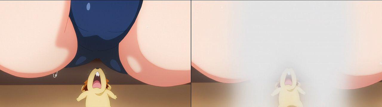 Censored vs Uncensored To LOVE-Ru Darkness 2nd Season Blu-Ray anime 145