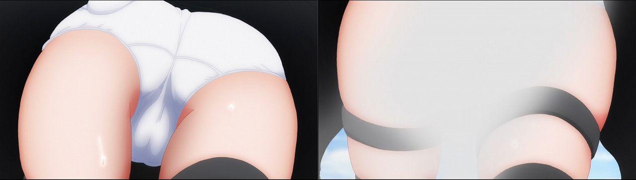 Censored vs Uncensored To LOVE-Ru Darkness 2nd Season Blu-Ray anime 164