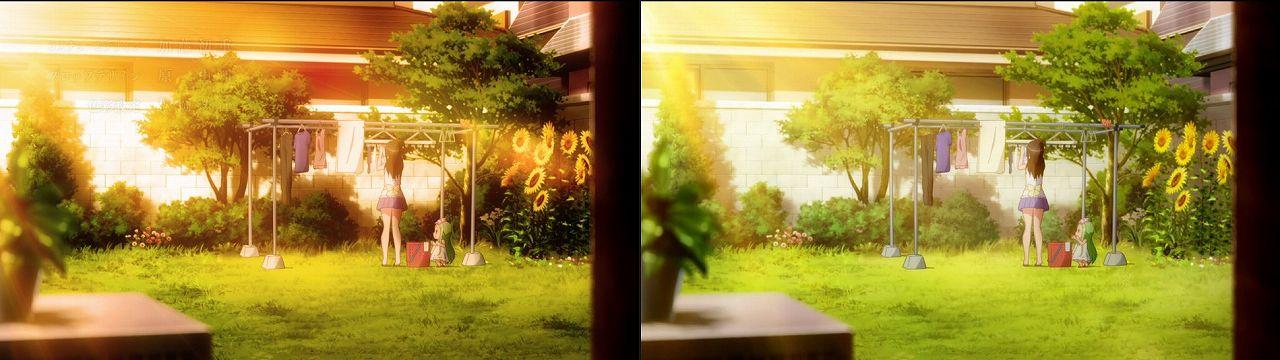 Censored vs Uncensored To LOVE-Ru Darkness 2nd Season Blu-Ray anime 19