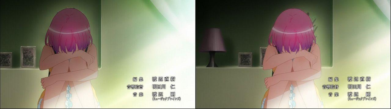 Censored vs Uncensored To LOVE-Ru Darkness 2nd Season Blu-Ray anime 20
