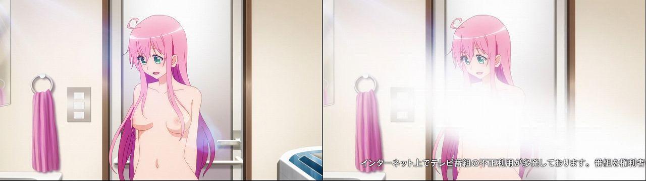 Censored vs Uncensored To LOVE-Ru Darkness 2nd Season Blu-Ray anime 30