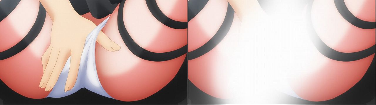 Censored vs Uncensored To LOVE-Ru Darkness 2nd Season Blu-Ray anime 57